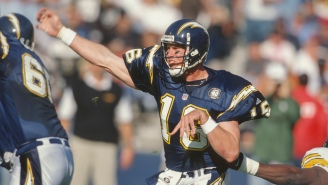 Ryan Leaf Posts Inspiring Message About Second Chances 8 Years After Waking Up 'On The Floor Of A Prison Cell'