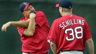 Curt Schilling Calls David Wells A 'Little B*tch' After Wells Says Most MLB Players Hated Schilling