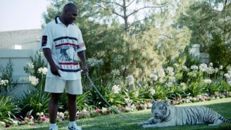 Mike Tyson Talks 'Tiger King,' He Was 'Foolish' To Own Tigers, 'They'll Kill You By Accident,' Big Cat People Are 'Backstabbers'