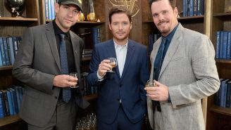 Sitting Down With The Cast And Creator Of HBO's 'Entourage'
