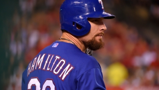 Former AL-MVP Josh Hamilton Facing 10 Years In Prison For Scary Rampage On 14-Year-Old Daughter