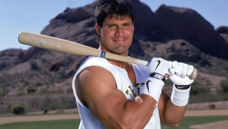 Jose Canseco Needs To Know If Bigfoot Or Aliens Can Catch Coronavirus, As He's Recently Been In Contact With Them