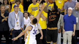 ESPN Skipped Kyrie Irving's 2016 Finals Series-Winning Shot Vs Warriors In Game 7 During Cable Broadcast Replay And Cavs Fans Were Angry