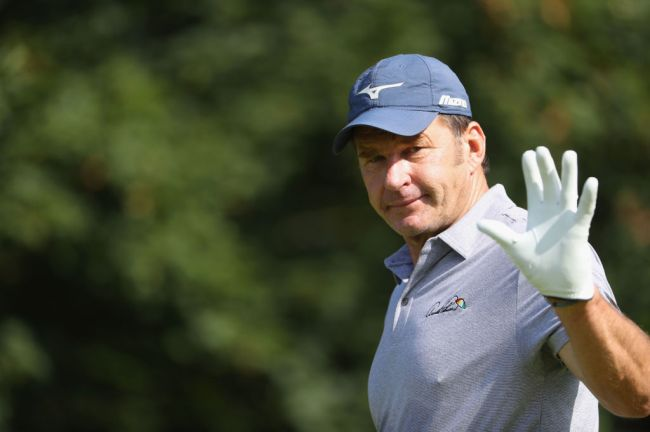 nick faldo golf tees should be banned