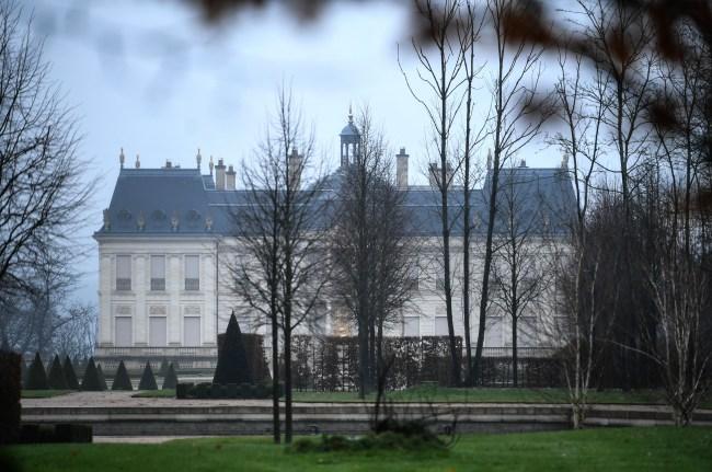 Chateau Louis XIV in Louveciennes