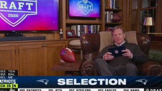 The Internet Reacts To NFL Commissioner Roger Goodell  Struggling To Stay Awake At The End Of Night Two Of Draft