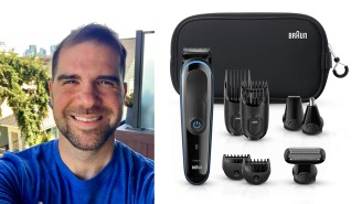 I've Been Cutting My Hair And Upgrading My Grooming Game At Home For A Year Now: Here Are My Tips