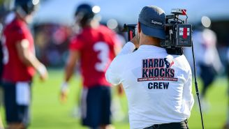 'Hard Knocks' Will Feature Two Teams For The Very First Time As Long As Training Camp Is Still A Thing This Year