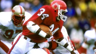 Herschel Walker Believes He Should Be In The Pro Football Hall Of Fame And You Know What? He's Right