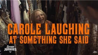 Did You Notice How Much Carole Baskin Laughed At The Things She Said? The 'Honest Trailers' Guys Did