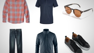 Huckberry's Huge Spring Flash Sale Has Huge Savings On Polos, Sneakers, Pants, And A LOT More