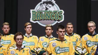 The Humboldt Broncos Captain Who Broke His Back In The Team's Tragic Bus Crash  Has Earned A Spot On A College Hockey Roster