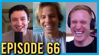 Staying Stoked With Chad Goes Deep, On Oops The Podcast