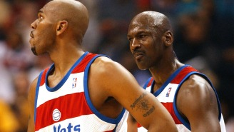 Jerry Stackhouse Dogs Michael Jordan And Says He Regrets Ever Playing With Him On The Washington Wizards