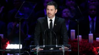 Jimmy Kimmel Opens Up About Kobe Bryant's Memorial Service, Shares What He Thought Was The 'Saddest Part'