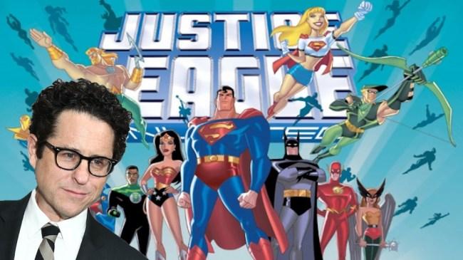 jj abrams justice league
