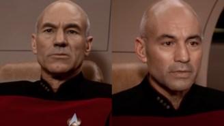 Joe Rogan Deepfake As Captain Picard On 'Star Trek' Is Somehow A Perfect Crossover