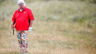John Daly Now Says Promoting Vodka As A COVID-19 Cure In Video For Trump Org Was Just For 'Laughs'