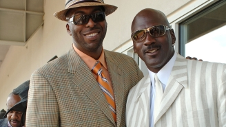 John Salley Paid The Price For Busting Michael Jordan's Balls By Getting Punched By MJ's Former Teammate At Kentucky Derby
