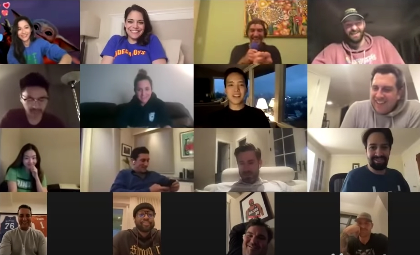 ESPN Personalities Challenged Each Other To Get Famous People On Their Zoom Chat And The Results Were Amazing