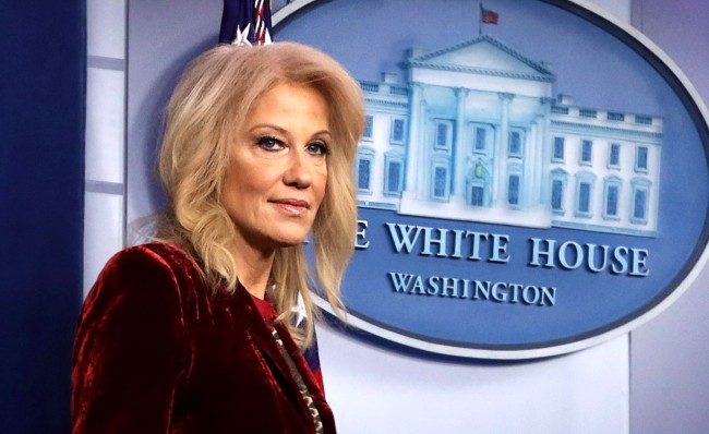 Kellyanne Conway Said On TV This is COVID-19 Not COVID-1 Folks