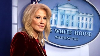 Kellyanne Conway Gets Obliterated For Criticizing The WHO By Saying, 'This is COVID-19, Not COVID-1, Folks'