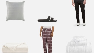 Kenneth Cole's Stay Home Sale – Score $19 Lounge Pants And More
