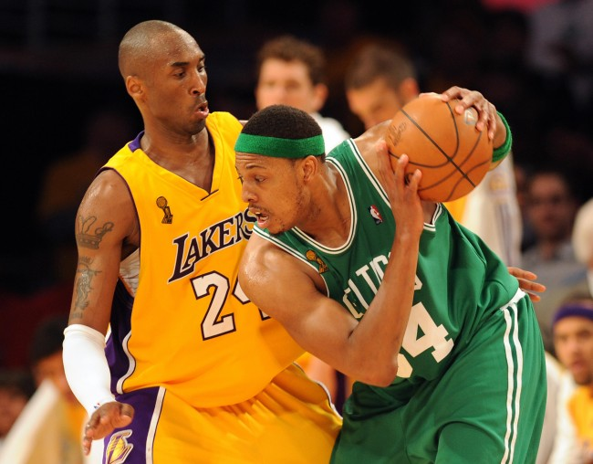 Kobe Bryant's motivational method following 2008 NBA Finals to Paul Pierce is classic Kobe