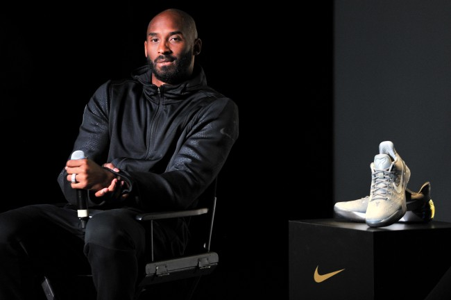 Nike releases its first signature Kobe Bryant shoe since his tragic death
