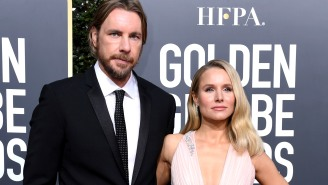 Self-Isolation Gone Wild: Kristen Bell Records Dax Shepard Removing A 3-Inch Pin From His Own Broken Hand
