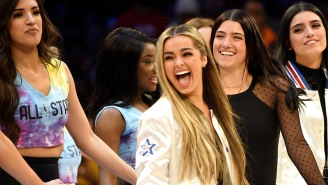 Kyle Kuzma, Suffering In Self-Isolation, Appears To Shoot His Shot With TikTok Star Addison Rae