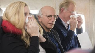 Larry David Has Some Words Of Wisdom For Everyone Refusing To Take Social Distancing Seriously