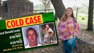 Daughter Of Missing Don Lewis Hiring A Lawyer After Sheriff Says Carole Baskin Forged Signature On Will
