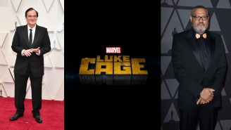 Quentin Tarantino Claims He Almost Made A 'Luke Cage' Movie With Lawrence Fishburne