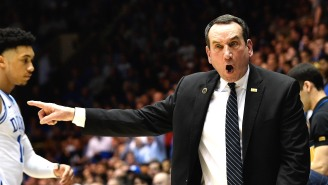 Coach K Apologizes To Student Reporter After He Teed Off In Him For Asking A Totally Normal Question
