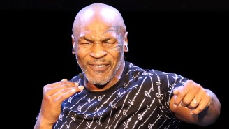 Mike Tyson Training For A Return To Boxing, Trainer Says Give Him 6 Weeks And He'd KO Wilder In 1 Minute