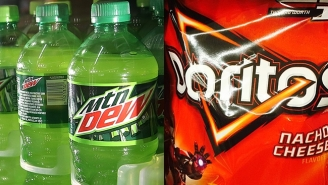 There Are Now Doritos That Taste Like Mountain Dew And My Inner Gamer Has Never Been More Intrigued