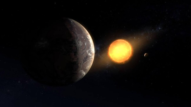 Newly Discovered Earth-Size Habitable Zone Planet Revealed In NASA Image Kepler