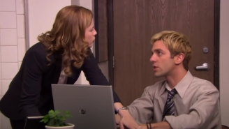 The Best Overlooked Rivalry On 'The Office' Was Ryan vs. Pam And This Montage Of Clips Will Help You See That
