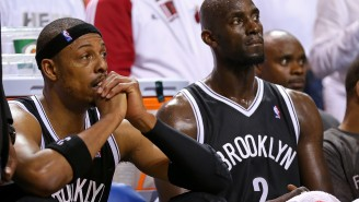 Paul Pierce Claims Kevin Garnett Nearly Came To Blows With Head Coach Jason Kidd After A Blowout Loss On Christmas Day