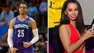 Hornets' PJ Washington Appears To Quarantining With Brittany Renner A Year After Shooting His Shot With Her