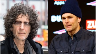 Tom Brady Going On Howard Stern For His First Real Interview Since Signing With Tampa Bay Proves Both Brady And Stern Are The GOAT's