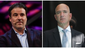 Darren Rovell Shames Jeff Bezos For Giving The Largest Donation Ever To Feeding America, Gets Dragged Mercilessly