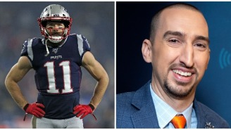 Julian Edelman And Nick Wright Exchange Low Blows On Twitter After Wright Undermined Edelman's Value