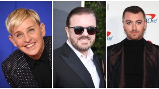 Ricky Gervais Rips Celebrities Who Are Complaining About Isolating In Their Giant Mansions