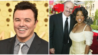 Seth MacFarlane Condemns Oprah For Giving A Platform To 'Pseudoscience' Pushers Like Dr. Phil And Dr. Oz