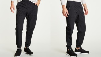 These Lightweight Joggers Are Perfect For Your New Work From Home Lifestyle