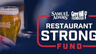 Samuel Adams Offering $1,000 Grants To Bar/ Restaurant Workers Who Have Lost Their Jobs During Health Crisis