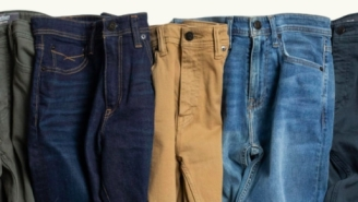 Revtown Jeans To Comfortably Ride Pandemic — The Most Comfortable Denim You'll Ever Wear