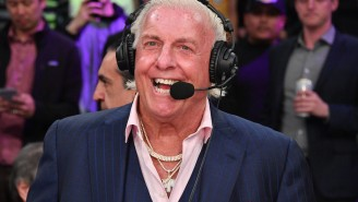 Ric Flair Explains The Nickname LeBron Gave Him And How The 'Nature Boy' Influenced Him As A Kid